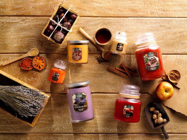 Yanke Candle offre candele profumate per tutti i gusti