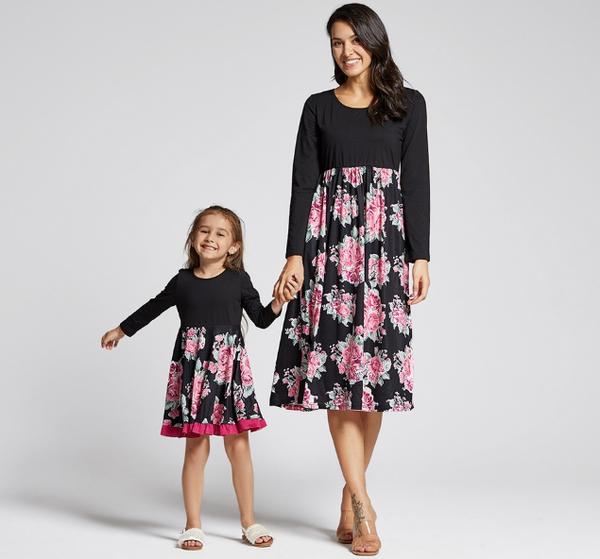 PatPat vestiti in coordinato mamma bambina