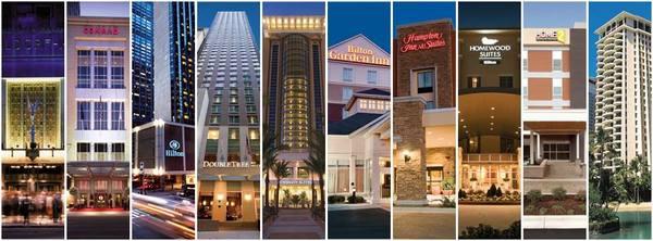 foto alberghi dei marchi Hilton