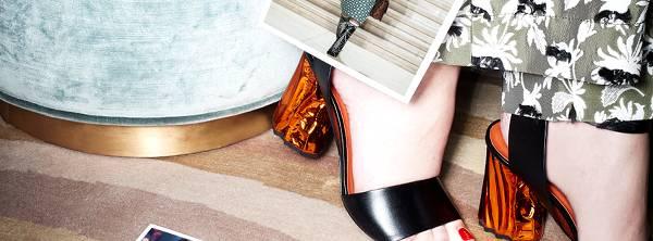 Scarpe e accessori in vendita su Mytheresa