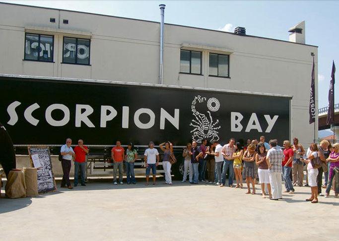 Da Gipsy a Scorpion Bay