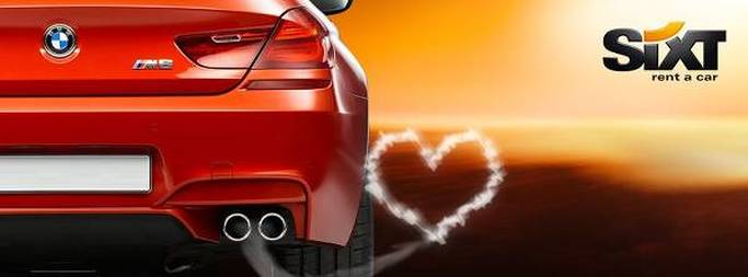 Sixt, il partner di noleggio auto presente in tutto il mondo