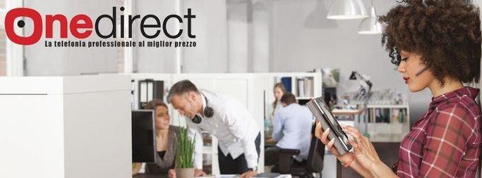 Onedirect: strumenti di comunicazioni per privati e aziende