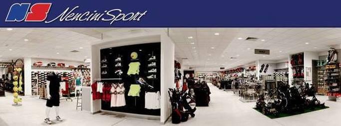 Nencini Sport, lo sport al servizio del tuo stile