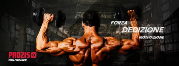 Banner promozionale per gli sportivi che usano i prodotti Prozis
