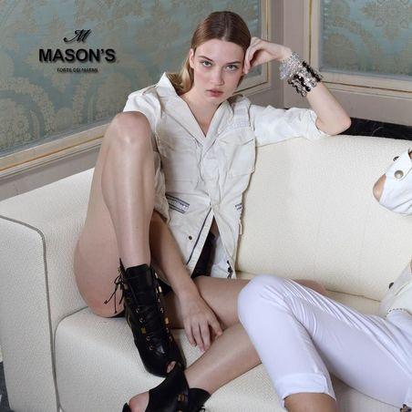 Mason's: capi sartoriali per uomo e donna