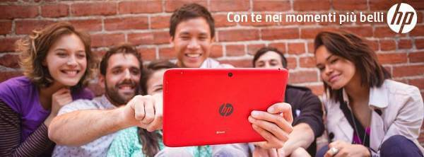 Tecnologia e innovazione firmata HP