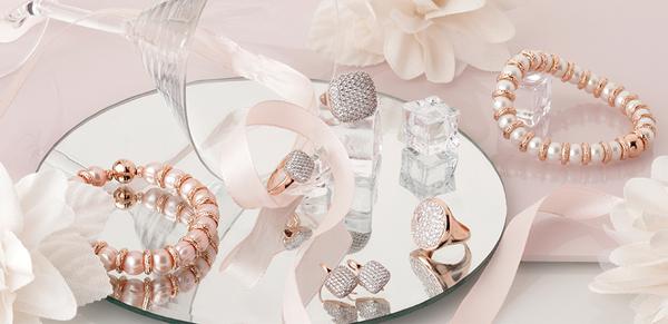 Bronzallure gioielli anelli bracciali e orecchini