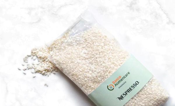 Progetto riso Nespresso e Banco Alimentare Lombardia