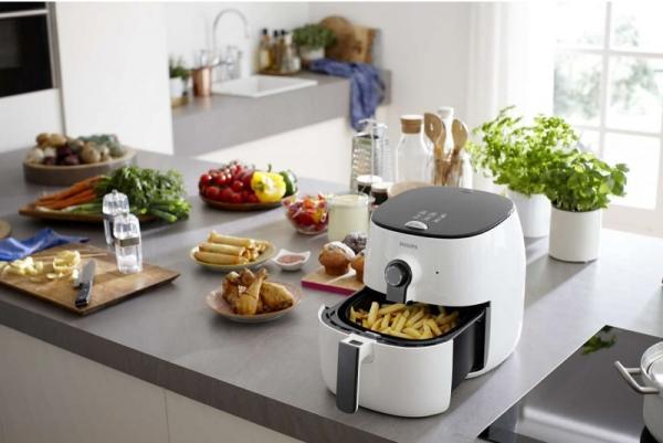 Uno dei prodotti Philips Airfryer per friggere senza grassi