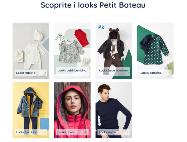Lookbook Petit Bateau