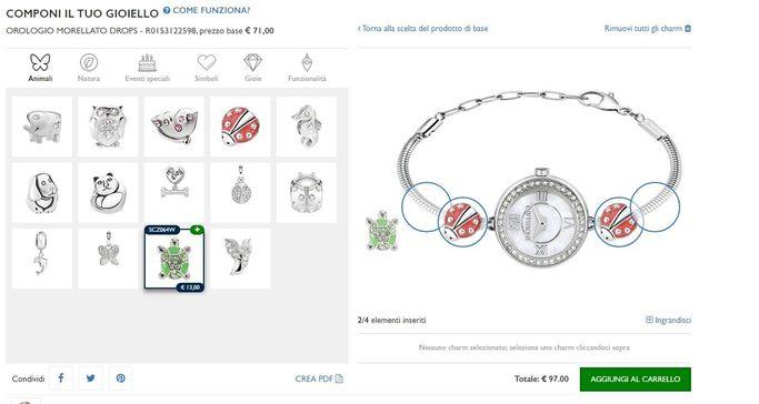 Morellato - La gioielleria prêt-à-porter conosciuta in tutto il mondo