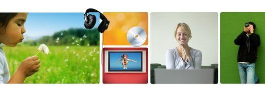 Roxio: media digitali per privati e per aziende