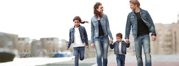 La moda dall'aspetto casual e giovanile firmata C&A