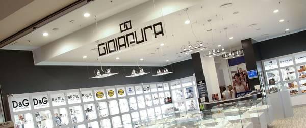 Uno dei punti vendita fisici di Gioiapura