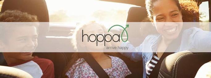 Dall'aeroporto all'hotel con Hoppa