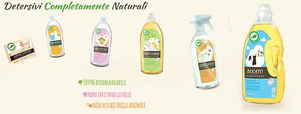 Verdevero: detersivi naturali, ecologici e biologici