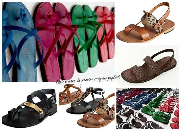I nostri sandali
