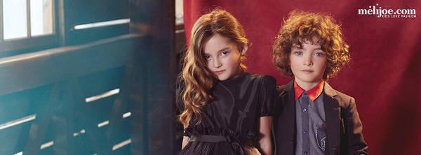 Melijoe: alta moda per bambini da 0 a 16 anni