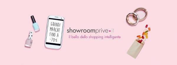 Showroomprive.it uno dei più importanti shopping club in Europa