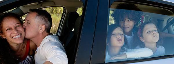Noleggiare un veicolo con Europcar per le vacanze in famiglia o il lavoro