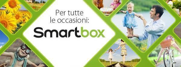 Smartbox, ad ognuno la propria emozione in regalo