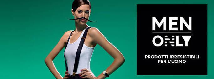 Su Sephora troverete anche tanti prodotti dedicati all'uomo e alla sua bellezza
