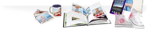 Sviluppo e stampa di foto digitali con myPIX