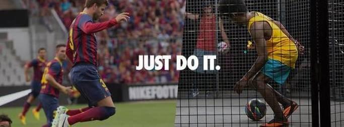 La moda sportiva di Nike
