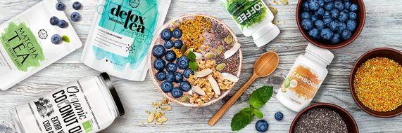 I tanti prodotti per il benessere