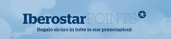 Banner degli IberostarPOINTS