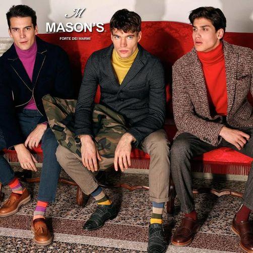Mason's e suoi capi d'abbigliamento ricercati