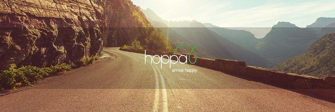 Hoppa , trasferimenti fiducia in tutto il mondo