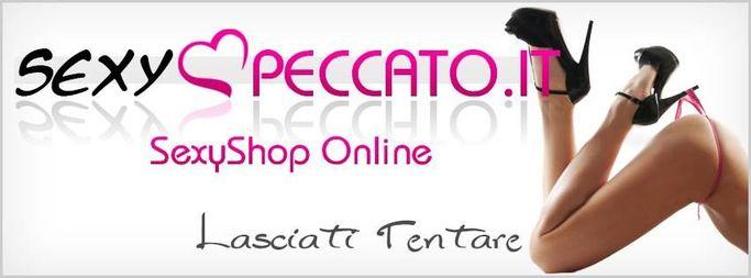 Sexy Peccato: uno dei sexy shop online leader in Italia