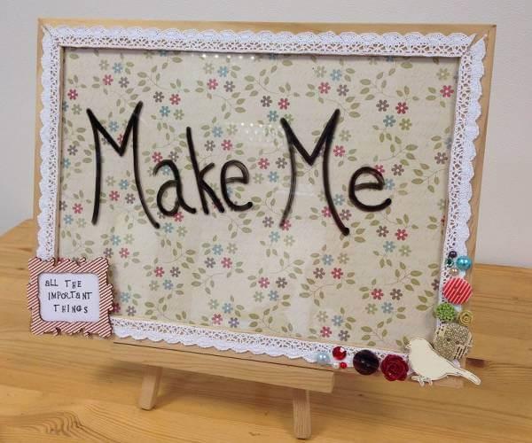 La condivisone della passione per l'handmade