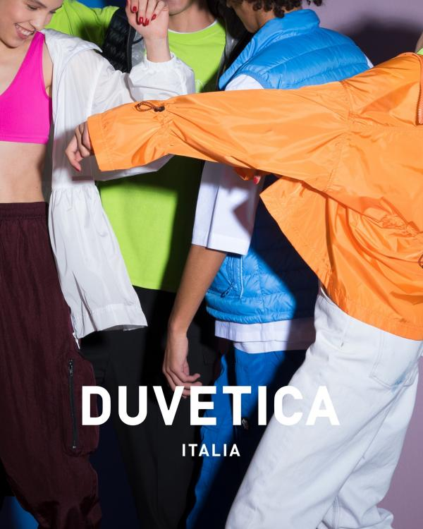 Duvetica made in Italy