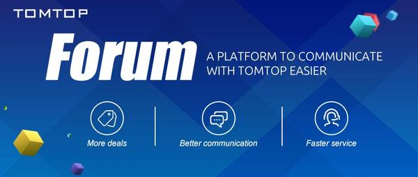 forum TOMTOP domande e risposte di utenti e responsabili del sito