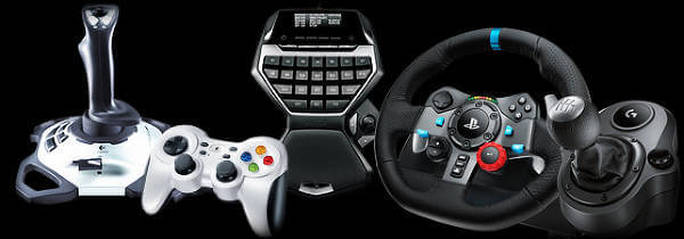 Accessori per il gaming prodotti da Logitech
