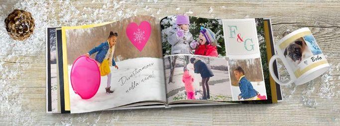 Creare un Photoalbum con i propri ricordi