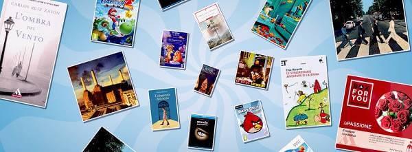 Alcuni libri disponibili presso Mondadori Store