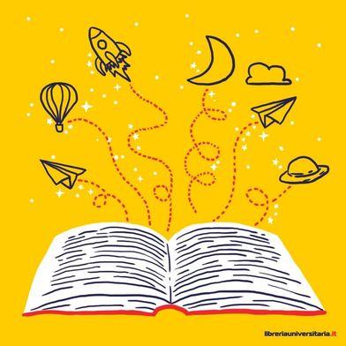 Gialli, fantasy o saggi in italiano o lingua originale