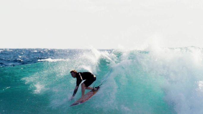 Look da surfista Quiksilver