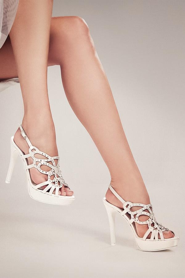 scarpe da sposa della collezione inThulle