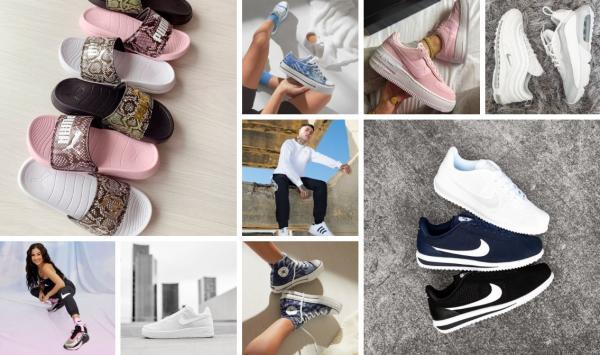 Scarpe e abbigliamento su Jd Sports