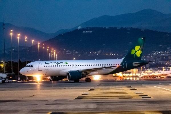 Aer Lingus decolla dai maggiori aeroporti in Europa
