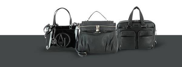 Esempio di borse in vendita presso Bagalier