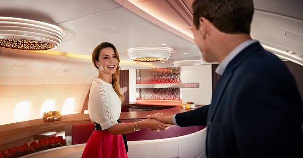 Qatar Airways migliore Business Class del mondo