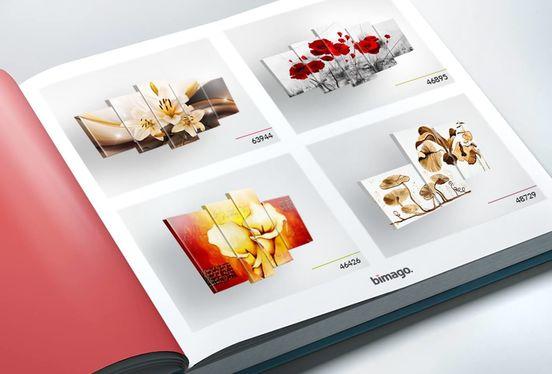 Il catalogo Bimago