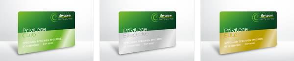 Il programma fedeltà Europcar Privilege