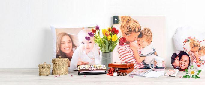 Stampe fotografiche e gadjet con foto